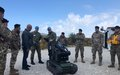 UNIFIL SW peacekeepers organize trainings for Lebanese security agencies