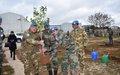 UNIFIL head starts afforestation campaign