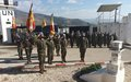 Fallen Spanish peacekeeper remembered