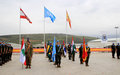 UNIFIL head awards UN medals to Spanish peacekeepers