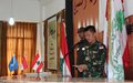 Indonesian Battalion inaugurates project supporting civil defense centre