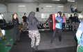 Lebanon's female security personnel receive training on self-defense
