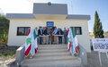 Italian peacekeepers renovate medical facility