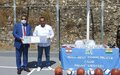 Sports facility, supported by UNIFIL Indian Contingent, rehabilitated