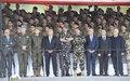 اليونيفيل تشارك في العرض العسكري بمناسبة عيد استقلال لبنان الرابع والسبعين