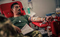 UNIFIL join blood donation day in Tyre, South Lebanon