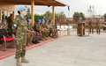 The First Woman to Command a UNIFIL Contingent