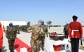 UNIFIL's Ghanaian peacekeepers celebrate Independence Day