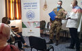 UNIFIL's Italian psychologists offer stress management courses