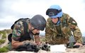 UNIFIL's Italian contingent organizes 'Fire Observation' course with LAF