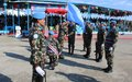 UNIFIL Nepalese peacekeepers rotate