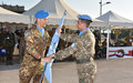 UNIFIL's Armenian peacekeepers rotate