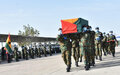 UNIFIL, LAF pay tributes to deceased Ghanaian peacekeeper