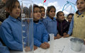 Time for fun - and to learn to save water - on World Water Day