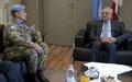 President Michel Sleiman visits UNIFIL