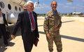 وكيل الأمين العام للأمم المتحدة يزور اليونيفيل ويلتقي المسؤولين اللبنانيين