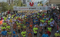 UNIFIL runs for peace - Beirut Marathon