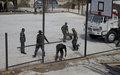 UNIFIL Malbatt builds mini-football field in Mazraat al-Meshref