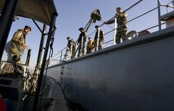 UNIFIL Maritime Task Force trains Lebanese Navy