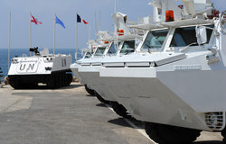 France Delivers Armoured Vehicles to the Lebanese Armed Forces, 23 June 2011
