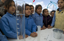 Time for fun - and to learn to save water - on World Water Day, 22 March 2012