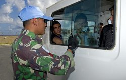 UNIFIL honing skills of young Lebanese, 05 July 2012