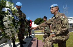 """Painting for Peace"" - UNIFIL Commemorates International Day of Peace, 20 September 2012"