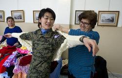 """Women of UNIFIL"" photo exhibition celebrates International Women's Day"