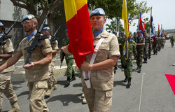UNIFIL Commemorates International day of UN Peacekeepers