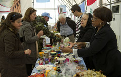 Local Food and Handicrafts Expo in Naqoura