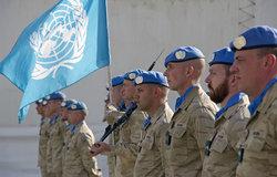 الجنود البلجيكيون يودّعون جنوب لبنان