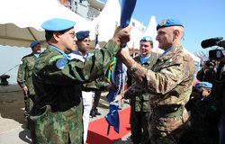 UNIFIL Maritime Task Force transfer of authority