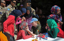 Sultaniyeh celebrates Spring Festival with UNIFIL
