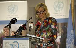 UN celebrates UN 70th Anniversary in Lebanon