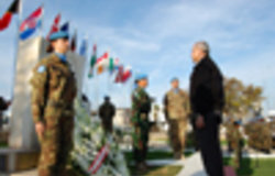 President Michel Suleiman visits UNIFIL